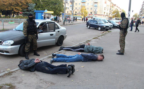 злочинци банда задержание